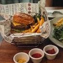 Beef Burger ($19++)