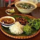 Bún Chã Hà Nöi ($17++)