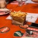 Truffle Fries ($10)