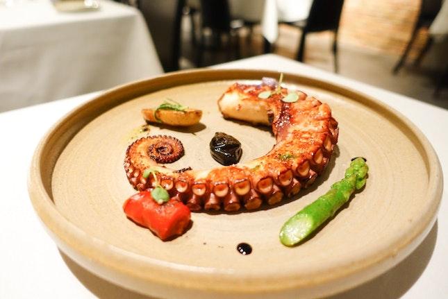 Octopus $40