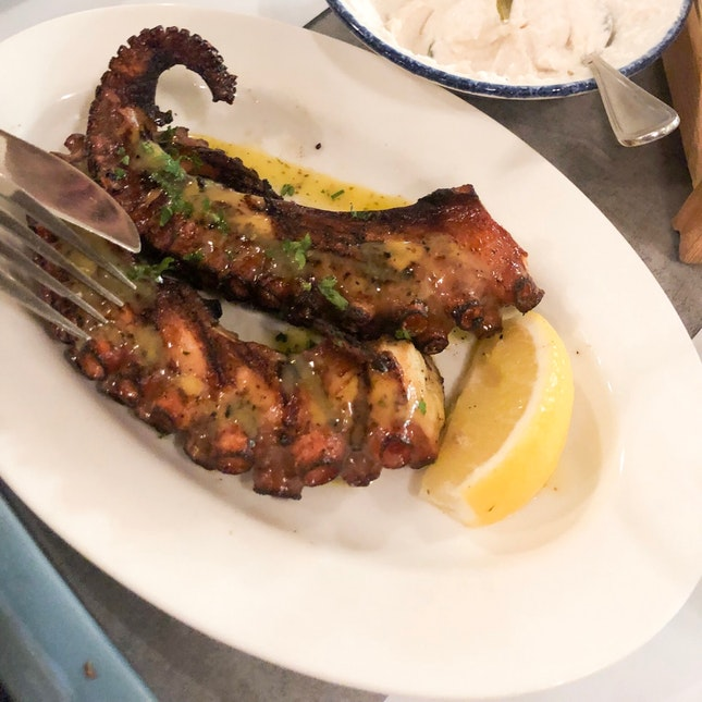 Grilled Octopus $32.90