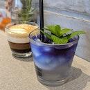 Iced Coconut Mint & Sea Salt Coffee