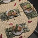 Assam Unagi Nori Sushi Rice