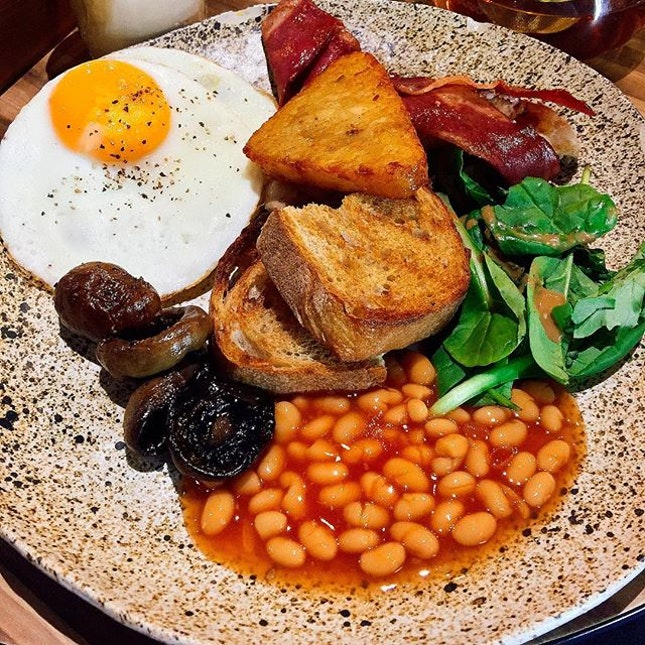 English Breakfast ($16).