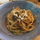 Crab Linguine ($19.90)