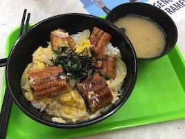 Singapore : Japanese Food