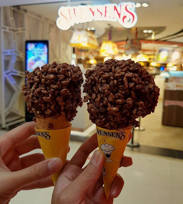 1 for 1 choco pop ice cream cone - $6.20!