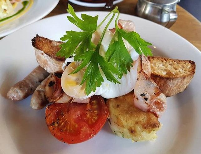 Kai Full Breakfast - NZD 22!