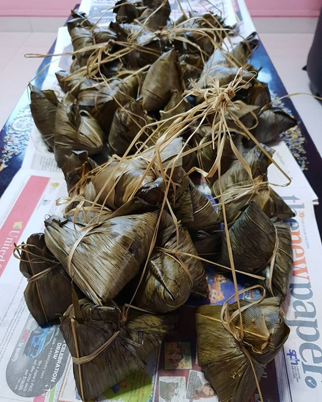 Prelude to dumpling festival in 11 more days!