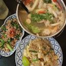 Thai food dinner!