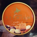 Macadamia butterscotch ($2.50)!