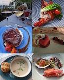 Valentine's day dinner 🍷🥂😍😋👍🏼 .