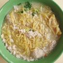 Pork noodles ($4) 😍😋👍🏼 .