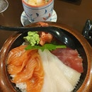 Japanese food for dinner the other day!