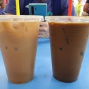 Iced tea and Iced coffee ($2.20 each)!