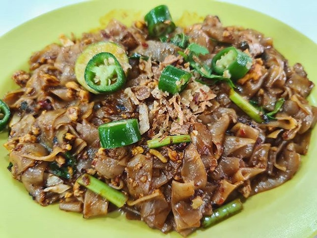 Fried kway teow ($3.50)!