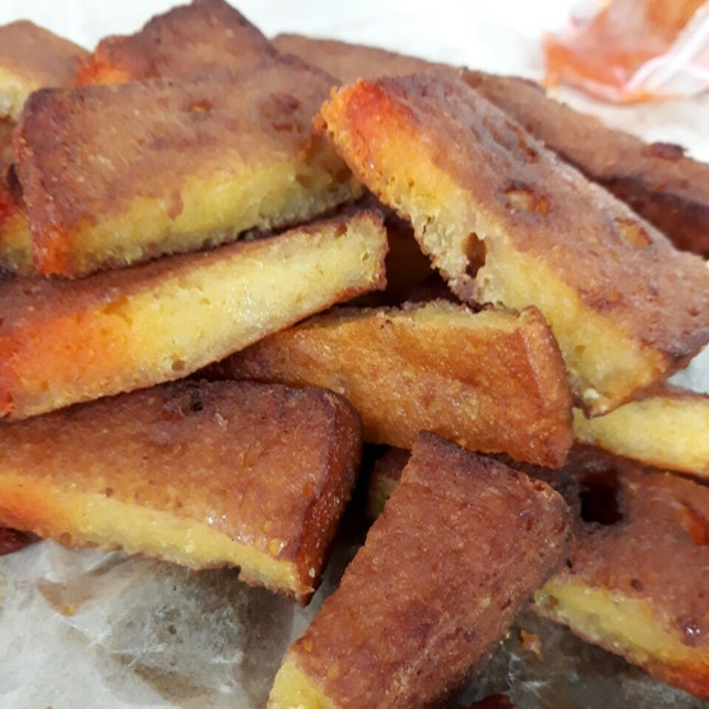 Best Fried Egg Slices