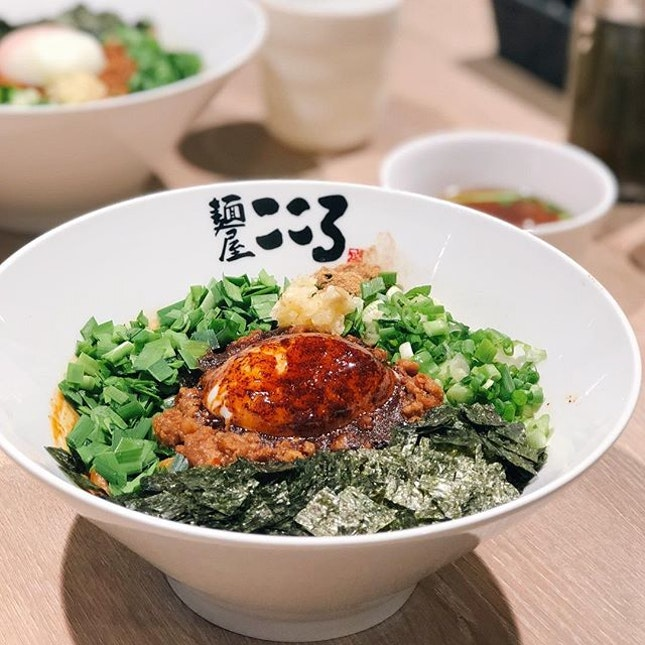 📍Menya Kokoro  Swipe right to see how I enjoyed my noodles 👉🏻 .