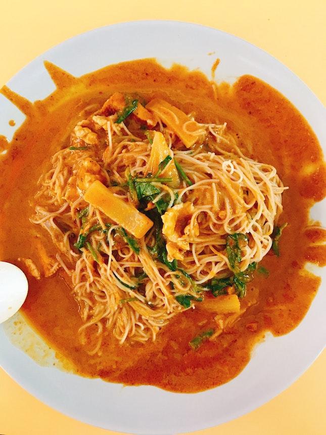 Satay Bee Hoon, #01-18, Ghim Moh Food Centre.