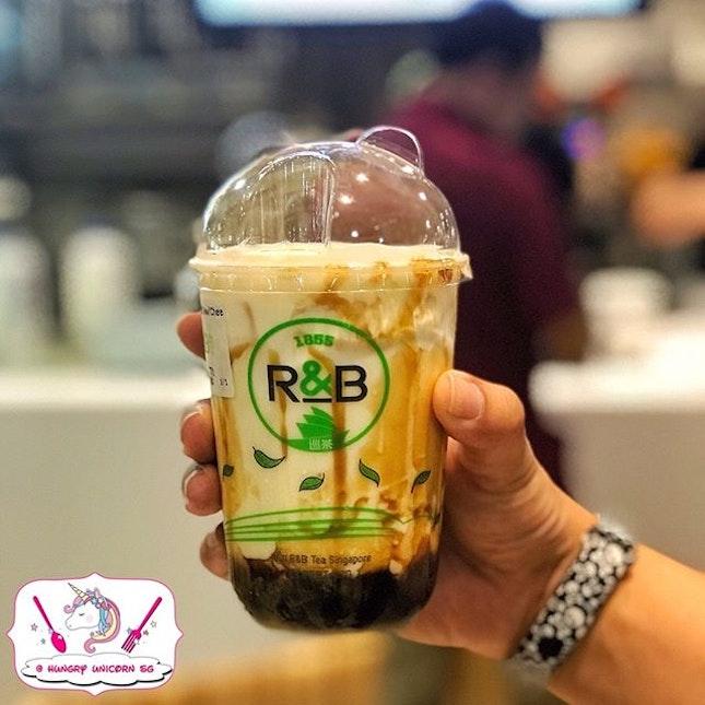 R&B Tea.