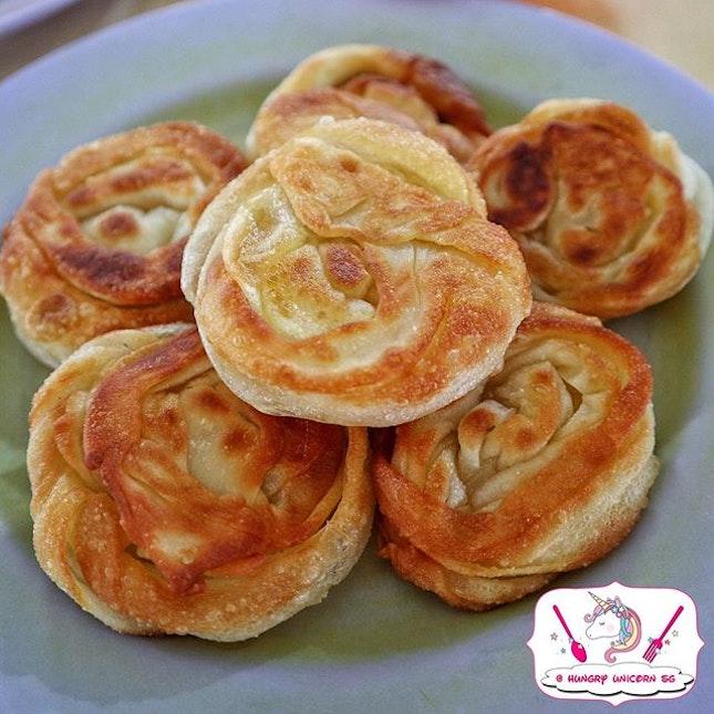 Sin Ming Roti Prata (Faisal & Aziz Curry Muslim Food.