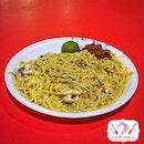 Tiong Bahru Yi Sheng Fried Hokkien Mee.