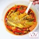 Curry Fish Head, $33