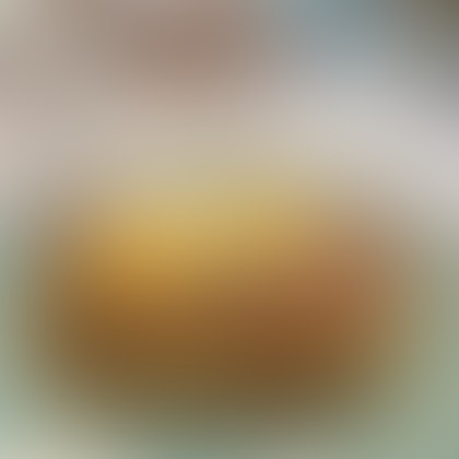 Avocado Toast With Sashimi & Egg