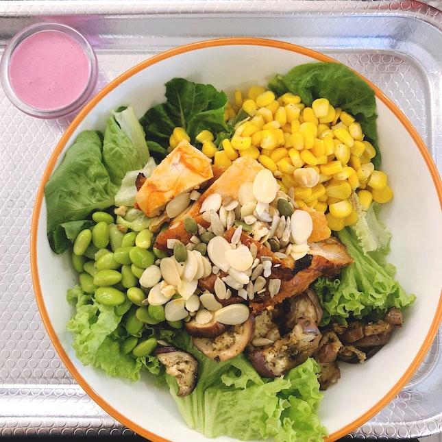 Custom Salad Bowls