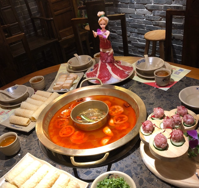 Xiao Long Xing Jiang Hu Hotpot