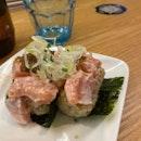 Mentaiko Bara Sesame Salmon ($7.90)