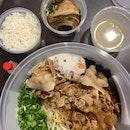 Big Pork Mazesoba + Chashu ($20.12)