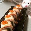 Aburi Salmon $10 #merlion  #singapore #japanesefood #aburi #foodie #sgfood #instafood #burpple #sgburpple  #foodporn #sgfood wish it was a bit more burnt, average