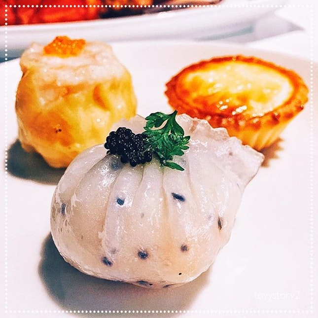 [Mitzo] Royal Shrimp Dumpling as part of Mitzo's Weekend Dim Sum Brunch, S$68++ (Adult) / S$34++ (Child).