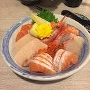 Chirashi Don ($28++)