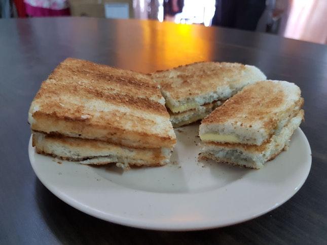 The Kaya Toast Files