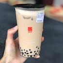 Pearl Milk Tea ($3.90)