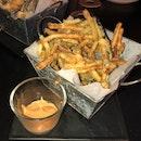 Zucchini Fries ($12)