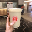 Not really much of a milkshake person, but decided to give this Sweet Potato Milkshake ($4.90) a shot since I was there.