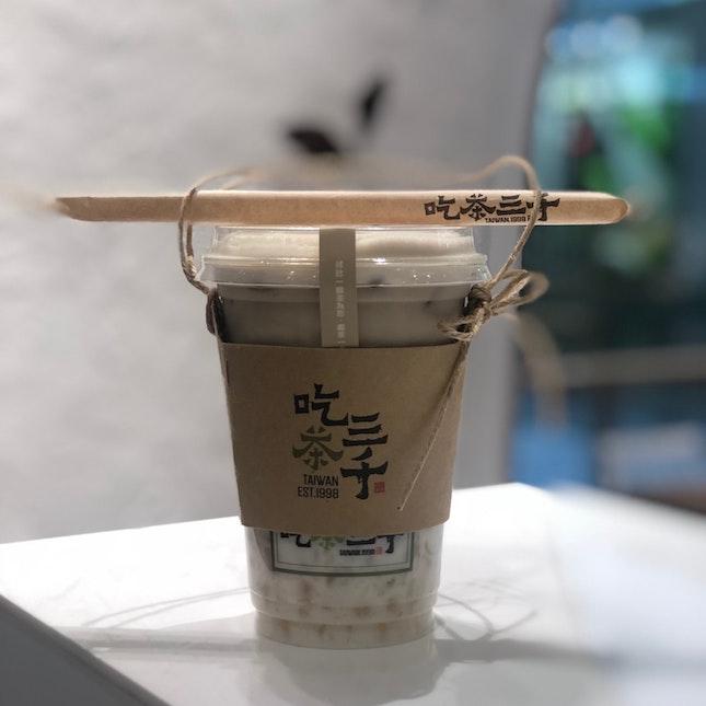 Dong Ding Oolong Tea ($4.70) + Konjac Jelly ($1)