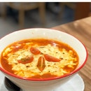 Tomato Cheese Ramen ($13)