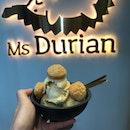 Durian Ice Cream ($9)