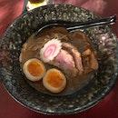 Miso Duck Ramen w Egg