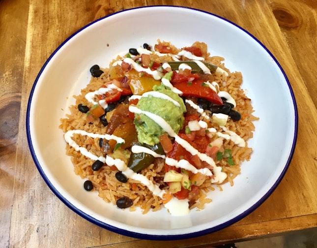 Burrito Rice