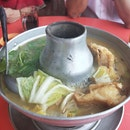 Fish head Steamboat Sunday