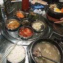 Ventured to this korean eatery Singkoba (Telok Ayer)