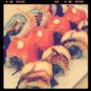 Dinner: Assorted Sushi!