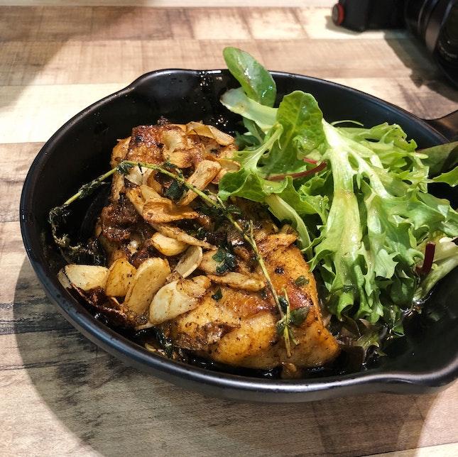 Brown Buttered Chicken