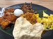Nasi Lemak (Chicken Set)