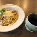 Carbonara & Filter Coffee